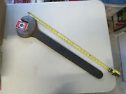 Vintage Armstrong Usa Huge Industrial Railroad Steamfitter Wrench 30 Long 20lbs