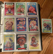 Garbage Pail Kids Gpk 2015 30th Anniversary Complete Foreign Legion Set Mint
