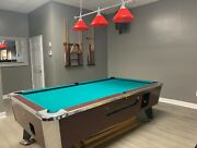 8and039 X 4and039 Great American Eagle Home Billiards Pool Table
