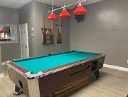 8' X 4' Great American Eagle Home Billiards Pool Table