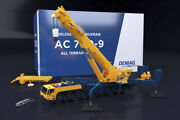 For Demag Ac700-9 31-0141 Crane 1/50 Diecast Model Finished Car Truck