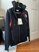 Alexander Mcqueen Hoodie Brand New With Tags Very High Quality Rare Made Italy