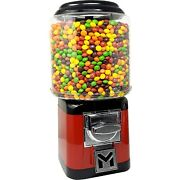 Vend Master Classic Barrel Gumball And Candy Dispenser Machine New