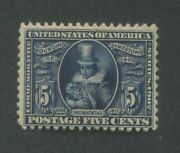 1907 United States Postage Stamp 330 Mint Never Hinged F/vf Jamestown Expo