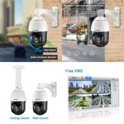 2mp 1080p Ip Ptz Poe+ 20x Zoom Starlight Sony Imx307 Outdoor 100m Ir Onvif 4 H