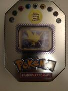 Pokemon 2006 Ex Collector's Tin. Extremely Rare New. Factory Sealed.