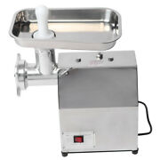 Stainless Steel Meat Grinder Mincer Grinding Machine For Household Commercial U
