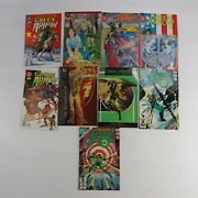 Green Arrow Lot Longbow Comic Lot 9 Total Vintage And Modern