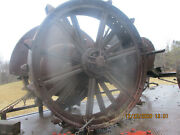 Steel Wheels Case 18 32 Crossmotor Farm Tractor