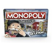 2020monopoly For Sore Losers Collect Sore Loser Coinsbrand New And Sealed.