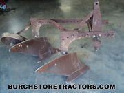 International 3 Point Hitch Double Bottom Plow With Guide Wheel