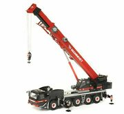 For Grove Gmk 5130-2 Crane For Mammoet 1/50 Diecast Model Finished Car Truck
