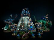 Age Of Sigmar Aos Warhammer Seraphon Unit Commission Pro Painted