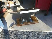 Anvil Fisher 500 Lb Fisher Blacksmith Anvil Blacksmith /forge Tool Fisher Tools