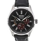 Seiko Presage Sarw045 Limited Edition Of 200 Automatic Menand039s Watch S100859