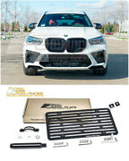 Eos Plate For 19-up Bmw G05 X5m Full Sized Front Bumper Tow Hook License Bracket