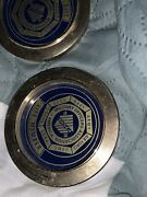 """Moaa Military Officers Life Member """"1929"""" Paper Weight"""