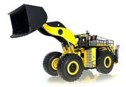 For Komastu For Pandh L-1850 Surface Mining Loader Big Bucket 1/50 Diecast Model