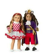 American Girl Nutcracker Collection Outfits - Bnib - Limited Edition