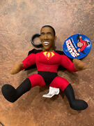 Talking Barak Obama Doll - Rare - Super President - New With Tags