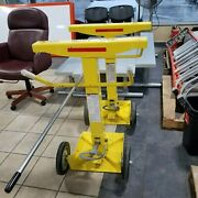 Auto-stand Trailer Stabilizing Jack