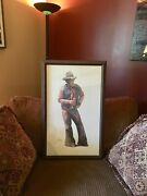 Gordon Snidow Coors Picture Collection Framed - Ainandrsquot No City Beer
