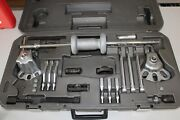 Mac Tools Ps1190 10-way Slide Hammer Puller Set Complete Excellent Condition