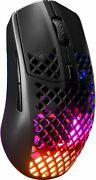 Steelseries - Aerox 3 Wireless Optical Gaming Mouse - Black