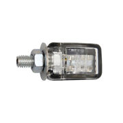 Gloss Black Front Kidney Grill Grilles For F30 F31 2012-2018 3 Series 2015 2016