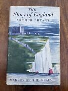 The Story Of England - Arthur Bryant - 1953 - Signed