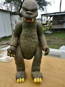 Godzilla A Children's Toy, Good Condition, Used