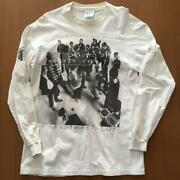 Last Orgy 2 1990and039s Long-sleeve T-shirt Size M Super Limited Rare Jp Seller