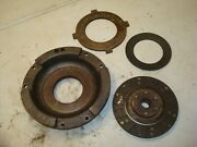 1963 Ford 4000 Tractor Sos Clutch Parts 800