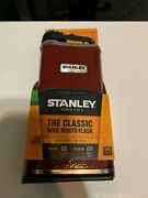 Stanley Classic Series Wide Mouth Flask 8oz Limited Red Color Free Shipping