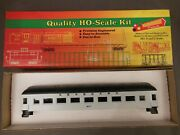 Ho Scale Roundhouse Kit Seaboard Air Line 60and039 Harriman Coach