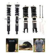Free Gifts + Bc Racing Br-type True-rear Coilovers 03-09 350z Z33 Tax Back
