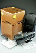 [near Mint Iop] Nikon Af-s Nikkor 70-200mm F/2.8gii Ed Vr If Lens [from Taiwan]