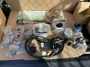 Gy6 150cc Engine Rebuild Top Endcylinder Head Gaskets Kit For Scooter Motorcycle