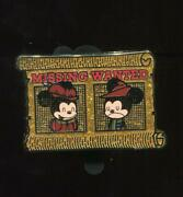 Ds 30th Anniversary Commemorative Week 1 The And Pauper Disney Pin 120027