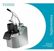 Vegetable Cutter Tv2500 With Discs And Without + Disc Accessories At Choice...