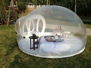 Inflatable Bubble Tree Tent Show House Family Backyard Camping Tents 0.45mm Pvc