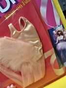 Vtg Barbie Superstar 80s Doll Clothes My First Easy On Fashions 1988 1869 Ballet