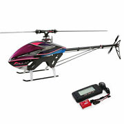 Kds Agile A7 6ch 3d Flybarless 700 Class Rc Helicopter Kit With Ebar V2 Gyroand039