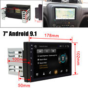 7 Double 2din Lcd Android 9.1 Car Stereo Gps Navigation Radio Mp5 Player Wifi