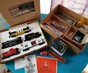 1997 Lionel 6-11832 O-27 Electric Train Set Complete Nyc Jcpenny Euc
