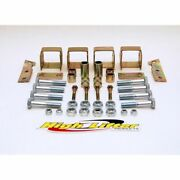High Lifter 2 Front And Rear Lift Kit For 2002-2007 Yamaha Grizzly 660 - New