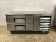 Chefand039s Base Grill Base True Trcb-50 2 Drawer Refrigeration Tested
