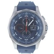 Corum A077-04177 Menand039s Admiraland039s Cup Blue Automatic Watch