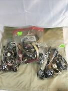 Used Watch Lot Parts Approximately 8 Lbs Womens Mens Watches Mickey Mouse Lorus