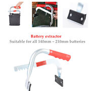 2pcs Adjustable Battery Power Saving Handle Tool Carry Adapter Extension Mount